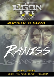 Raniss Live Egon